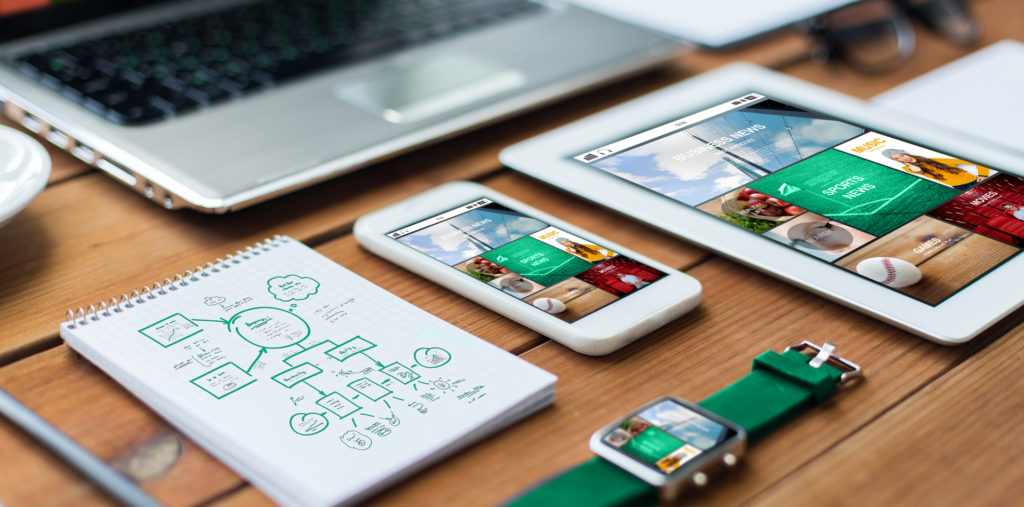 Mobile design is one of website must haves